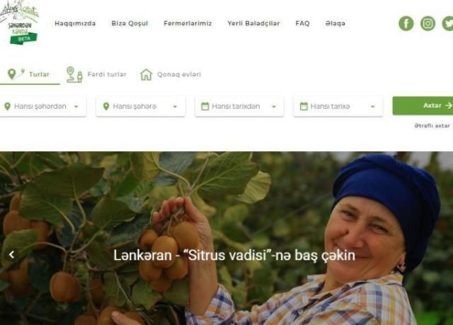 "The beta version of the agritourism portal ""From City to Village"" is accessible for the use - POTO"