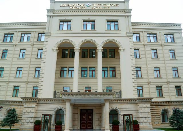 Participation of parents in the Military Oath taking ceremony in the Azerbaijan Army is prohibited