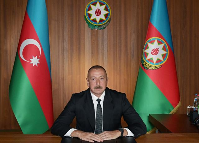 President of Azerbaijan, Chairman of Non-Aligned Movement Ilham Aliyev made a speech in a video format at thehigh-level meeting to mark 75th anniversary of United Nations on the sidelinesof the 75th session of the UN General Assembly -PHOTO+VİDEO=4
