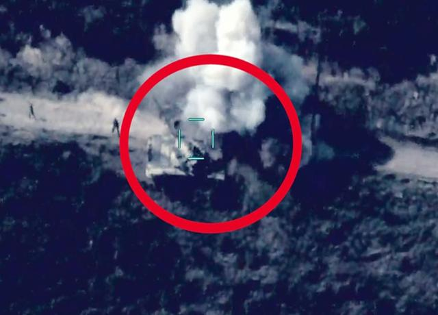 Two more enemy tanks were destroyed (VİDEO)