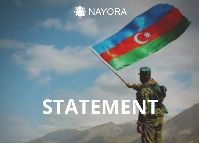 Statement on behalf of National Assembly of Youth Organizations of the Republic of Azerbaijan - POTO