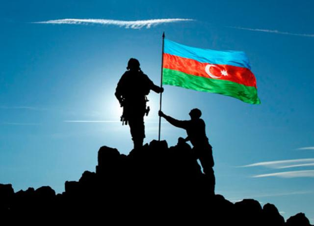 MINISTRY OF DEFENCE OF THE REPUBLIC OF AZERBAIJAN