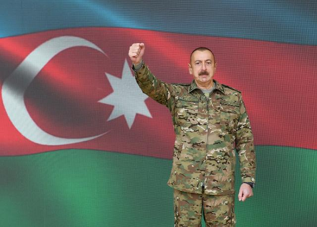 Address by President of the Republic of Azerbaijan and Victorious Commander-in-Chief Ilham Aliyev to the nation