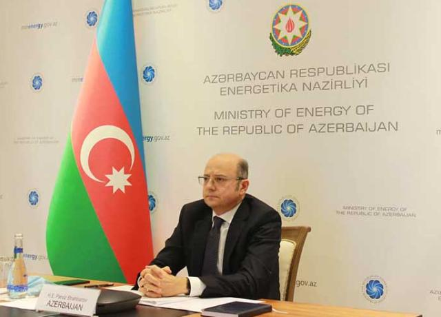 Azerbaijan is represented at the Ministerial Meeting of Gas Exporting Countries Forum - POTO